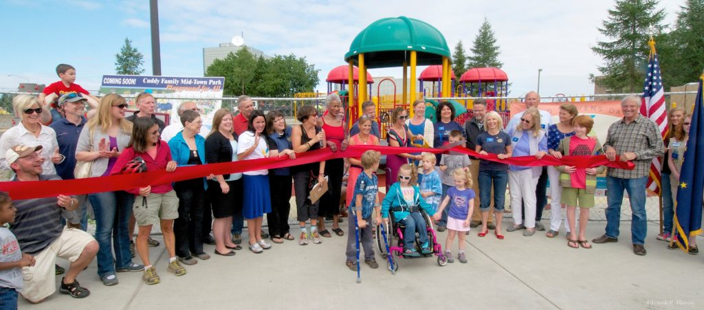 Parks for All Strives to Create More Inclusive Communities for All Children